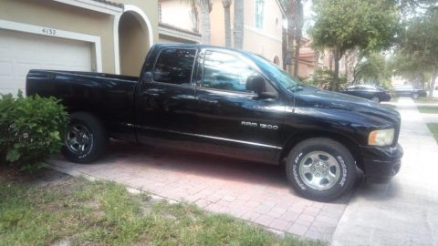 minor cosmetic issues 2004 Dodge Ram 1500 crew cab for sale