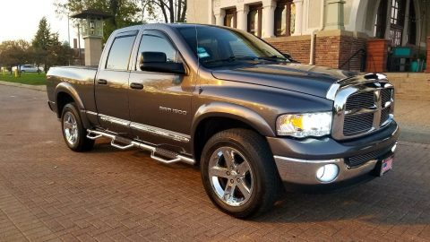 new fuel pump 2004 Dodge Ram 1500 Chrome crew cab for sale