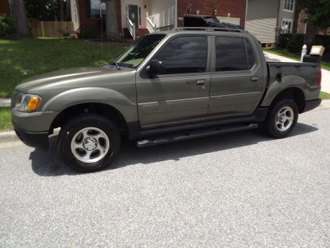 new tires 2004 Ford Explorer crew cab for sale