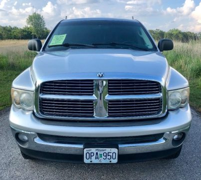 solid 2004 Dodge Ram 2500 SLT crew cab for sale
