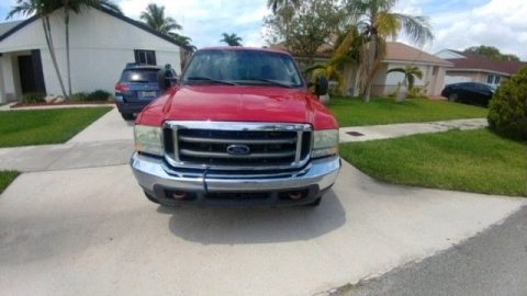 SUPER CLEAN 2004 Ford F 250 crew cab for sale