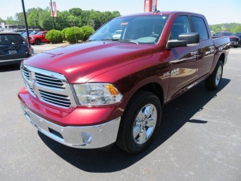 tough worker 2017 Ram 1500 Big Horn crew cab for sale