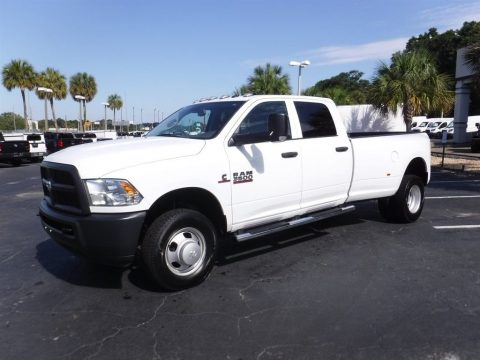 well equipped 2017 Ram 3500 Tradesman crew cab for sale