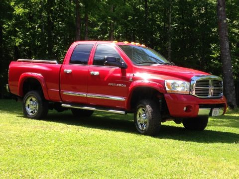 2006 Dodge Ram 2500 Laramie pickup for sale