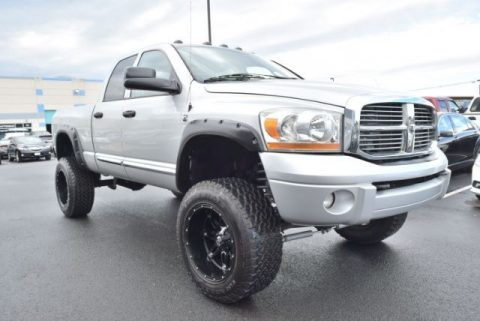 loaded 2006 Dodge Ram 3500 Laramie crew cab for sale