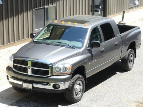 solid 2006 Dodge Ram 2500 crew cab for sale
