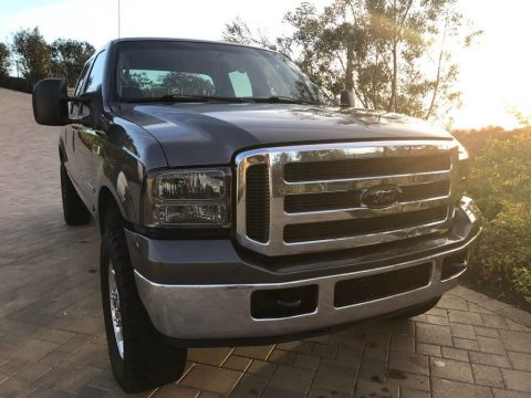 upgraded 2005 Ford F 250 crew cab for sale