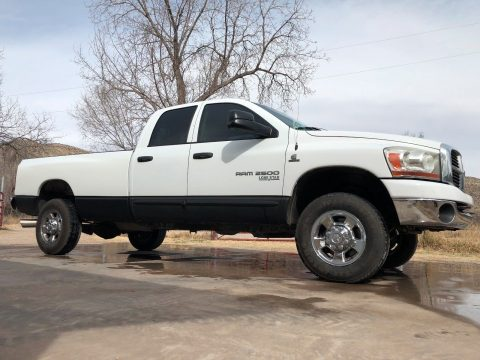 upgraded 2006 Dodge Ram 2500 SLT crew cab for sale