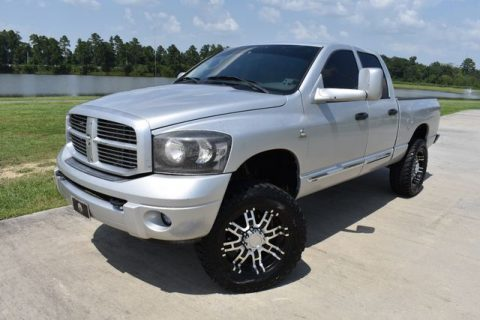 very clean 2006 Dodge Ram 2500 Laramie pickup for sale
