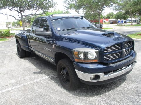 very nice 2006 Dodge Ram 3500 pickup for sale