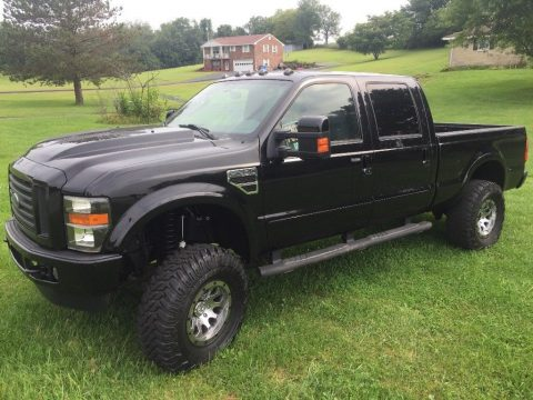flawless 2008 Ford F 250 monster crew cab for sale