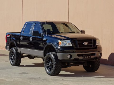 minor dents 2007 Ford F 150 FX4 crew cab for sale