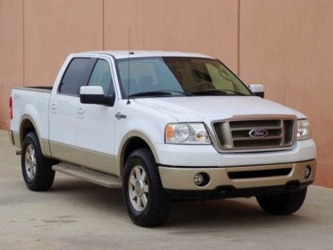 never damaged 2007 Ford F 150 King Ranch Crew Cab for sale