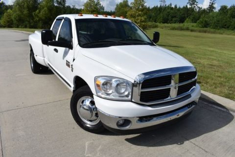 reliable 2007 Dodge Ram 3500 SLT crew cab for sale