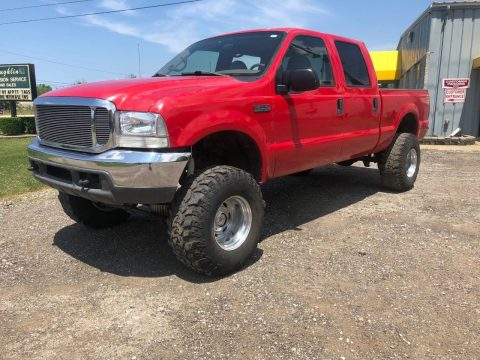rust free 2000 Ford F 250 Lariat crew cab for sale