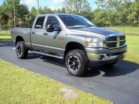 well equipped 2007 Dodge Ram 2500 Thunder Road Package crew cab for sale