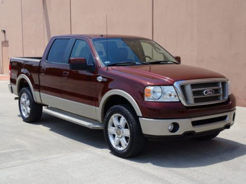 well maintained 2007 Ford F 150 KING RANCH crew cab for sale