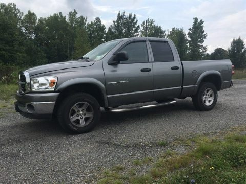 well optioned 2007 Dodge Ram 1500 SLT crew cab for sale