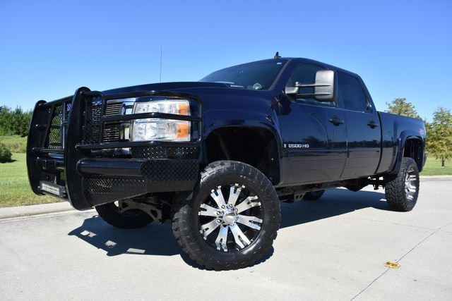 great shape 2008 Chevrolet Silverado 2500 LTZ crew cab