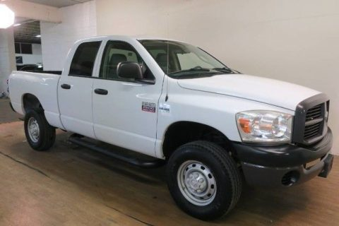 Hemi powered 2008 Dodge Ram 2500 crew cab for sale
