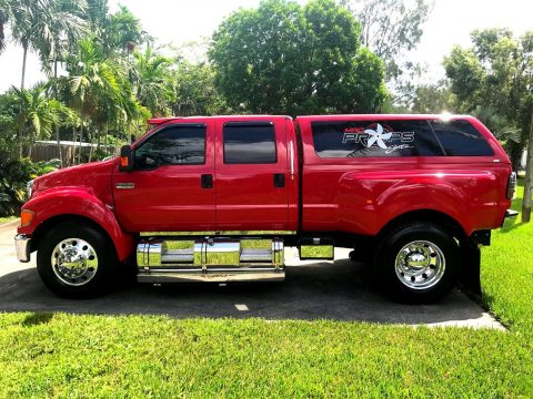 lifted 2008 Ford Pickups XLT crew cab for sale