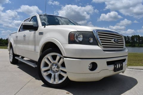 limited model 2008 Ford F 150 Limited crew cab for sale