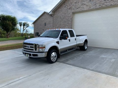 lots of extras 2008 Ford F 450 Lariat crew cab for sale