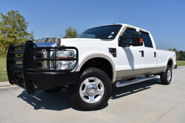 very clean 2008 Ford F 350 Lariat crew cab