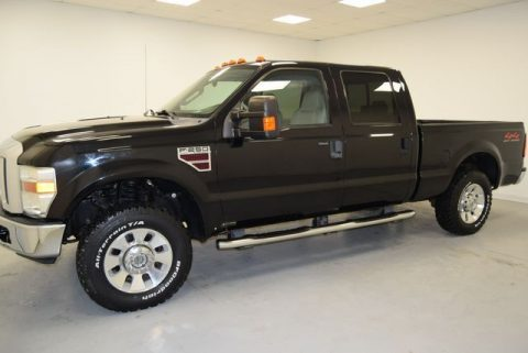 well equipped 2008 Ford F 250 Lariat crew cab for sale