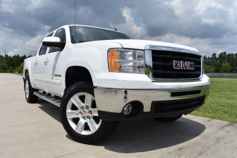 clean 2009 GMC Sierra 1500 SLT crew cab for sale