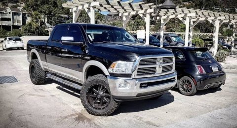 fully loaded 2010 Dodge Ram 3500 crew cab for sale