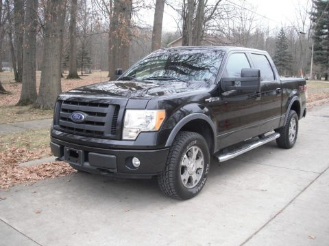 fully loaded 2010 Ford F 150 FX4 Supercrew crew cab for sale