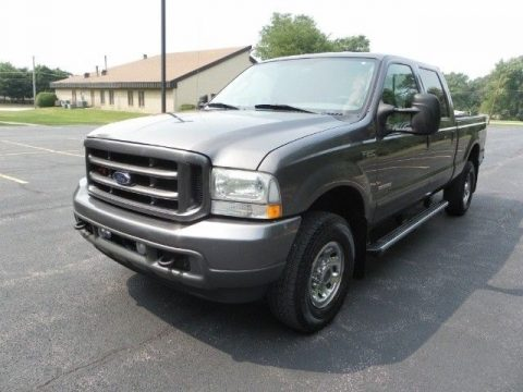 fully optioned 2004 Ford F 250 Super Duty XL Crew Cab for sale
