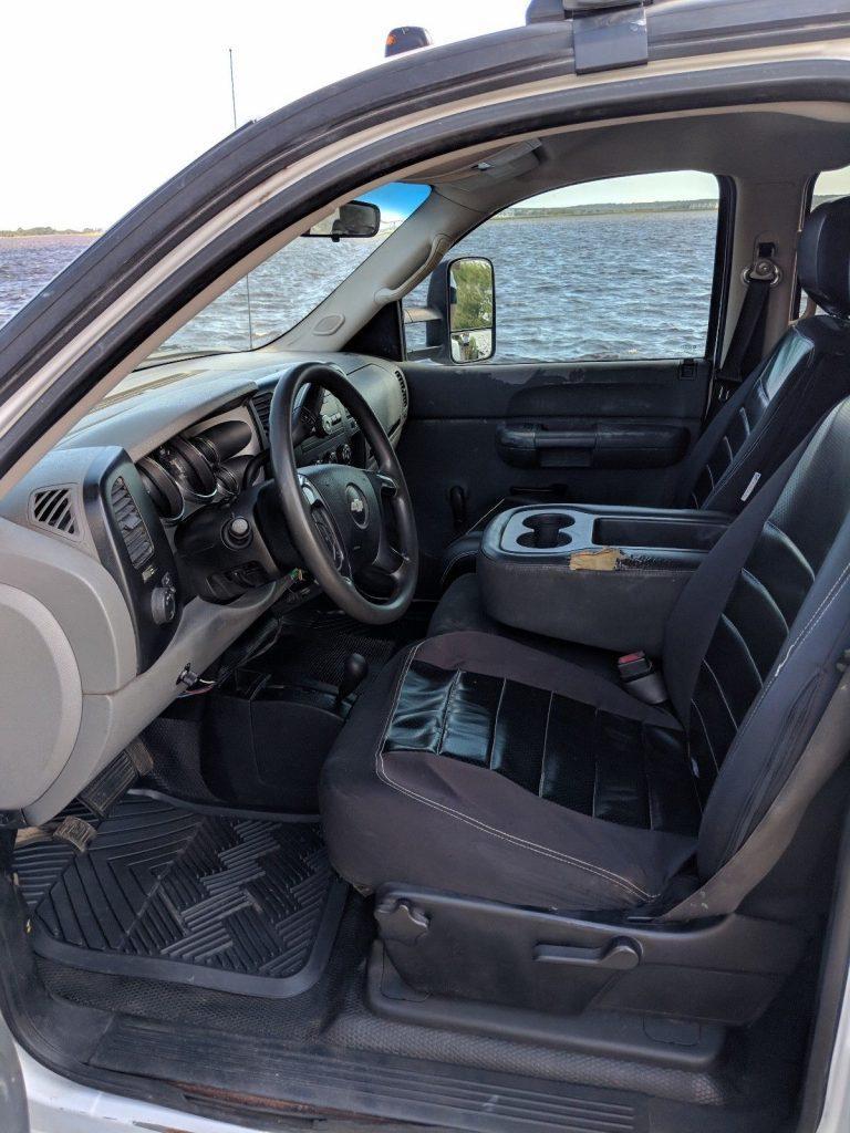 great shape 2009 Chevrolet Silverado 3500 crew cab