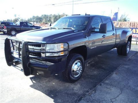 great shape 2010 Chevrolet Silverado 3500 DRW LTZ crew cab for sale