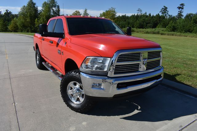 great shape 2010 Dodge Ram 2500 SLT crew cab
