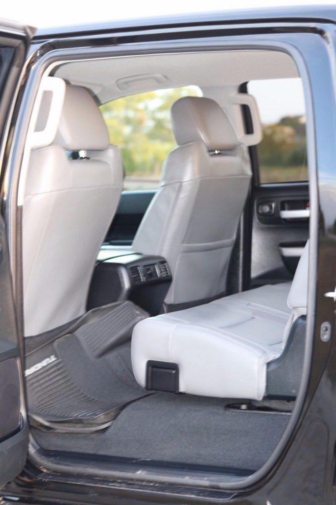 loaded 2015 Toyota Tundra SR5 crew cab