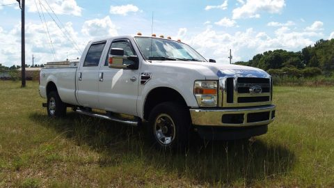 many extras 2009 Ford F 250 crew cab for sale