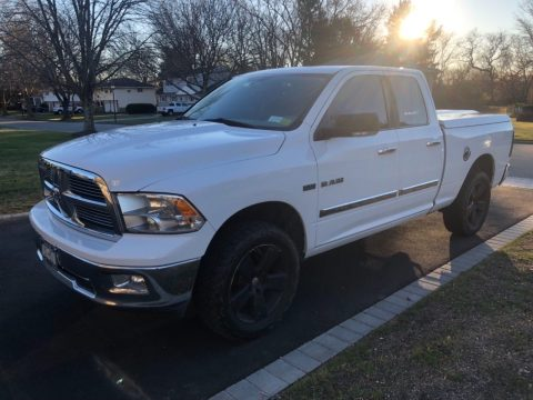 new tires 2010 Dodge Ram 1500 Bighorn crew cab for sale