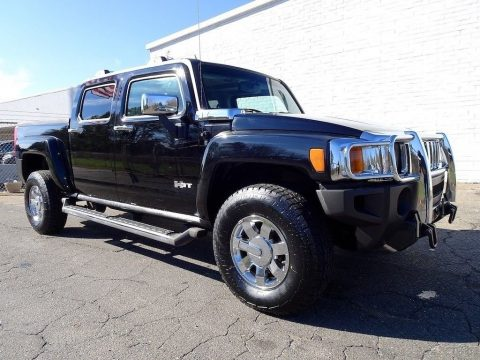 rare 2009 Hummer H3T crew cab for sale