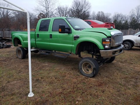 running 2000 Ford F 350 crew cab for sale