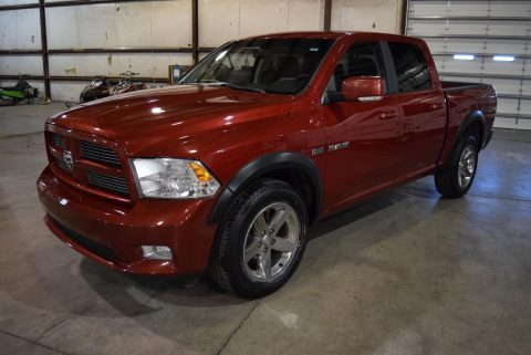 super clean 2010 Dodge Ram 1500 Sport crew cab for sale