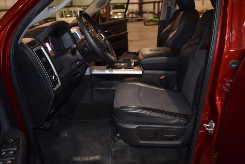 super clean 2010 Dodge Ram 1500 Sport crew cab