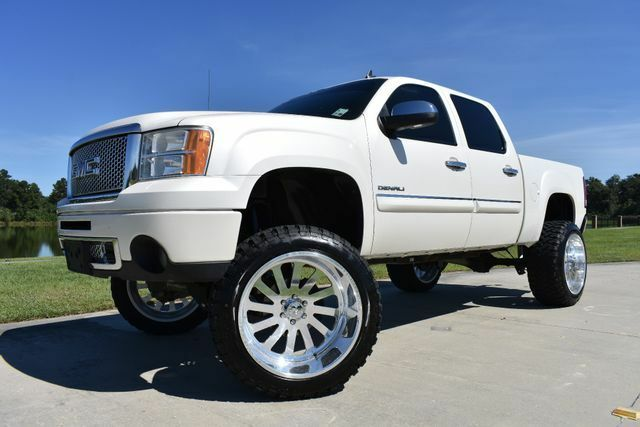 big lift 2011 GMC Sierra 1500 Denali crew cab