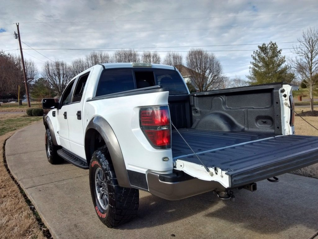 great shape 2011 Ford F 150 Raptor SVT crew cab