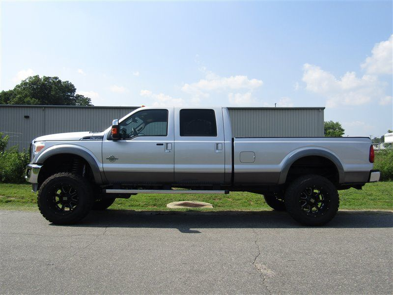 great shape 2011 Ford F 350 Super Duty Lariat crew cab