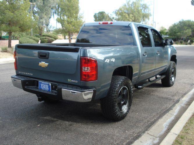 loaded 2011 Chevrolet Silverado 1500 crew cab