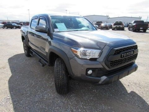 low miles 2018 Toyota Tacoma TRD crew cab for sale