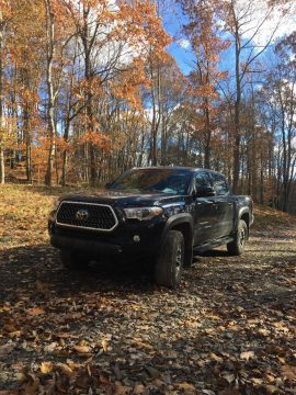 powerfull 2018 Toyota Tacoma Trd crew cab for sale