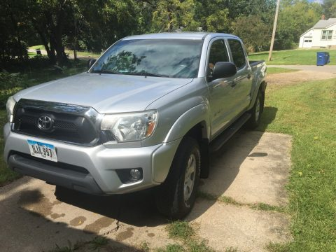 well equipped 2012 Toyota Tacoma TRD crew cab for sale